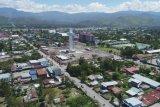 Kementerian PUPR rampungkan penataan kawasan Menara Salib di Wamena