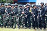 27 ribu pasukan dikerahkan untuk amankan pelantikan presiden