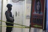 Polres Bekasi sebar spanduk tolak radikalisme dan terorisme