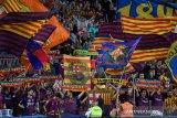 Federasi Sepak Bola Katalan hentikan semua pertandingan di wilayahnya
