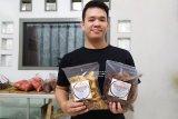 Geliat bisnis keripik pisang khas Lampung