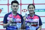 Ganda campuran Indonesia Leo/Indah tampil kurang siap di final WJC 2019