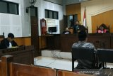 Terdakwa korupsi dana insentif marbot dituntut 1,5 tahun penjara