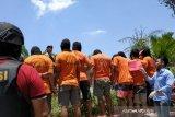 1,8 kilogram sabu-sabu disita Polres Mataram