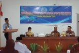BKKBN Sultra Gelar Pertemuan Pokja Advokasi Lintas Sektor di Wakatobi
