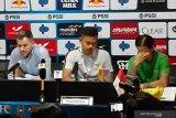 Irfan Bachdim : Pemain timnas harus evaluasi diri