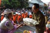 Tampilan Garebeg Pasar Jogja akan dikemas lebih segar