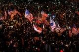 Menlu China minta DPR AS hentikan campur tangan Hong Kong