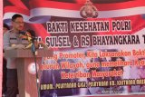 Bakti sosial kesehatan Dokkes Polri serentak di 34 provinsi