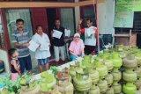 Pertamina upayakan normalisasi penyaluran elpiji 3 kilogram di Padang