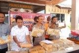 Polres Bengkalis ringkus kurir narkotika sabu-sabu 27,1 kg