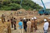 Pembangunan masjid terbesar di Aceh Jaya terus dipacu