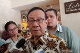 Tanggapan Akbar Tandjung soal Gerindra masuk kabinet Jokowi-Ma'ruf