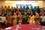 KPPPA-P3APPKB Sulawesi Tenggara sosialisasi hak kesehatan bagi anak