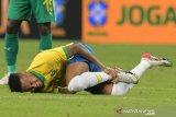 Neymar bakal absen sebulan akibat ini