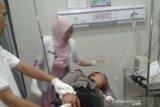 Polisi Medan luka serius dibacok saat berupaya menangkap pelaku pencabulan