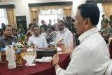 Ondoafi  Port Numbay ajak masyarakat jaga iklim kondusif terkait pelantikan presiden