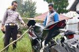 Seorang pemuda tewas seketika usai menabrak pembatas jalan di Palangka Raya