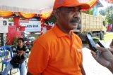 Tim sepak bola PON Papua akan uji coba di Biak Numfor