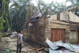 Bupati: puluhan bangunan di Kuansing rusak akibat puting beliung
