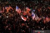 Trump setujui aturan mendukung pemrotes Hong Kong