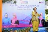 PKK Sulsel bantu pengembangan keterampilan warga binaan Lapas Sungguminasa