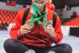 Siswi SMAN 9 Makassar borong 5 medali pada kejuaraan internasional Gojukai di Filipina