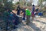 Satgas TMMD kebut pembangunan sarana fisik di Lombok Tengah