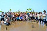 CPNS Sangihe peserta Latsar laksanakan bakti sosial