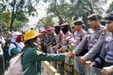 BEM Seluruh Indonesia kembali turun ke jalan serukan aksi #tuntaskanreformasi