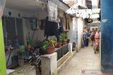 Densus 88 geledah rumah di pemukiman di Bandung