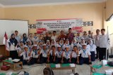 PMI beri pelatihan siaga bencana untuk pelajar madrasah tsanawiyah