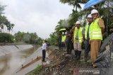 Saluran irigasi  di Nagan Raya direhab pemerintah pusat