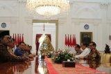MPR temui Presiden Joko Widodo untuk bahas persiapan pelantikan