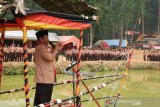 Bupati Sijunjung: Bentuk karakter generasi bangsa melalui pramuka
