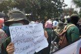 BEM SI desak Presiden Jokowi terbitkan Perpu KPK