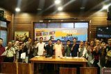 Insan media dan generasi muda di Padang sepakat lawan hoaks