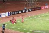 Babak pertama, Timnas Indonesia U-19 unggul 3-0 atas China