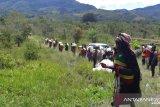 Bantuan Kemensos untuk korban konflik di Nduga capai Rp4,9 miliar