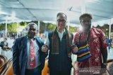 Aksi heroik pendeta Yason dan Titus selamatkan suku pendatang di Wamena Papua berbuah penghargaan