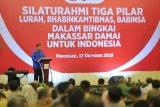 Pj Wali Kota harapkan Makassar kondusif jelang pelantikan presiden