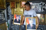 Foto Jokowi-Ma'ruf mulai banyak dijual