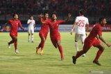 Timnas U-19 Indonesia kalahkan China 3-1