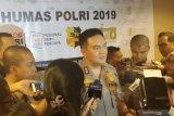 71 terduga teroris ditangkap Densus 88 pascabom bunuh diri Medan