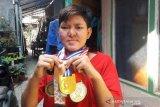 Kapten timnas sepak bola disabilitas ini cuci piring dengan upah Rp10.000/hari