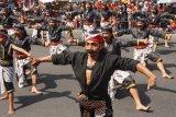 Penari Soreng di Kabupaten Magelang bakal pecahkan rekor Muri