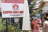 Kampung antinarkoba gugah warga cegah peredaran narkoba
