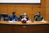 Puluhan lembaga mahasiswa nilai uji materi alternatif kuatkan KPK