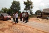 Legislator ingatkan pihak kontraktor proyek jalan lingkar Bangka Tengah