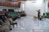 Jusuf Kalla sambut kunjungan siswa Athirah Makassar di Istana Wapres